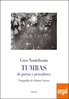 Tumbas . de poetas y pensadores