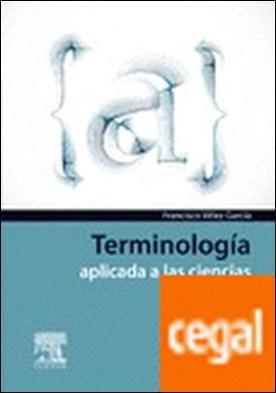 Terminología aplicada a las ciencias de la salud por Vélez García, Francisco PDF