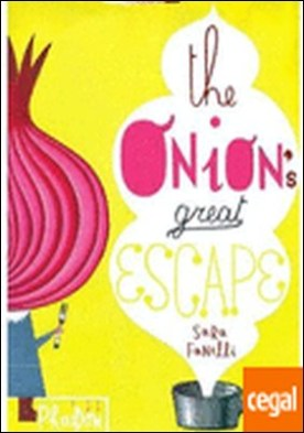 THE ONION'S GREAT ESCAPE . A disappearing book
