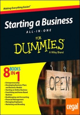 Starting a Business All:In:One For Dummies®