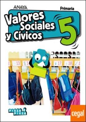 Valores Sociales y Cívicos 5.