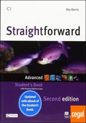 STRAIGHTFWD Adv Sb (ebook) Pk 2nd Ed