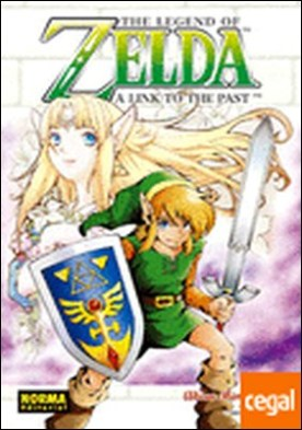 THE LEGEND OF ZELDA 4 - A LINK TO THE PAST . A link to the past