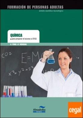Química para preparar el acceso a CFGS
