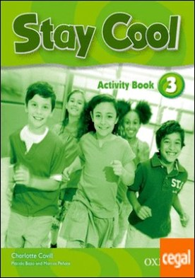 Stay Cool 3. Activity Book