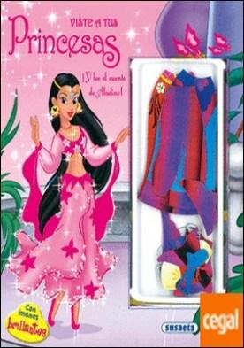 Viste a tus princesas. Aladino