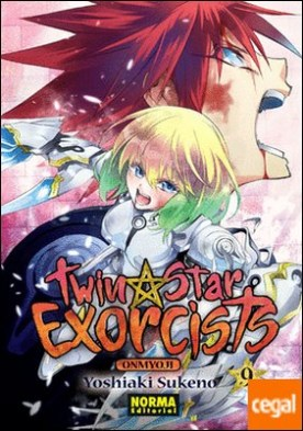 Twin Star Exorcist 9