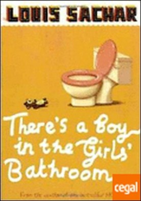 There´s a boy in the girl´s bathroom