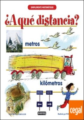 Simplemente Matemáticas. ¿A qué distancia? . Metros. Kilómetros
