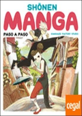Shonen manga . PASO A PASO