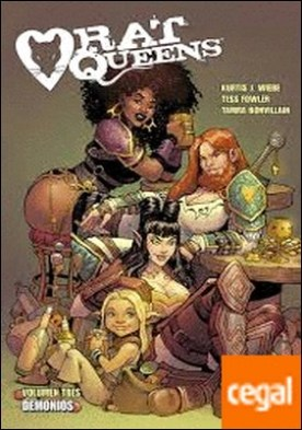 RAT QUEENS 3 DEMONIOS