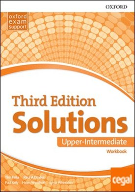 Solutions 3rd Edition Upper-Intermediate. Workbook