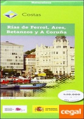 Rías de Ferrol, Ares, Betanzos y A Coruña