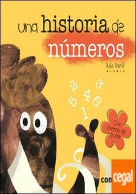 Una historia de números por Farré Estrada, Lluís PDF
