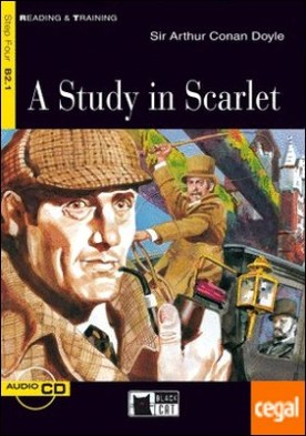 Study in scarlet. Con CD Audio (A) (Reading and training) por Doyle, Arthur Conan PDF