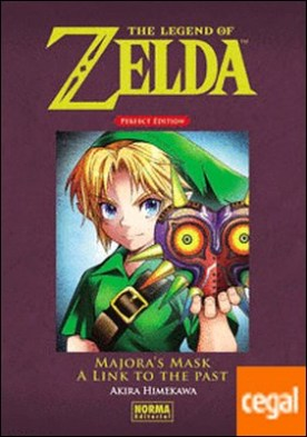 The Legend of Zelda kanzenban 2: Majora's Mask y A Link to the past