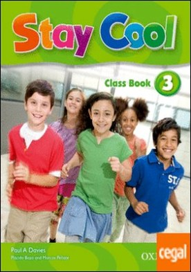 Stay Cool 3. Class Book + Songs CD