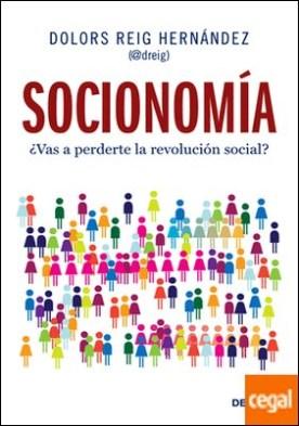 Socionomía . ¿Vas a perderte la revolución social?