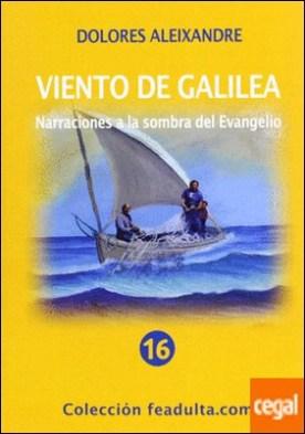 Viento de Galilea: narraciones a la sombra del evangelio