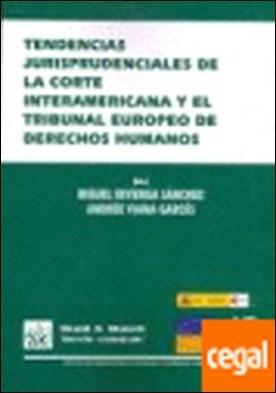 Tendencias Jurisprudenciales de la Corte Interamericana y el Tribunal Europeo de . . Derecho a la vida. Integridad personal. Libertad de expresión. Participación p