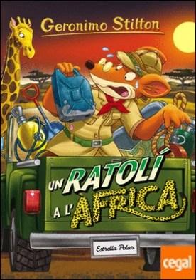 Un ratolí a l'Àfrica . Geronimo Stilton 62