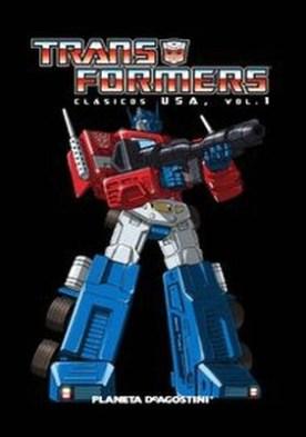 Transformers Marvel USA nº 01/08