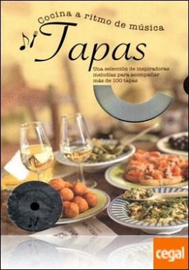 TAPAS +CD . COCINA A RITMO DE MUSICA
