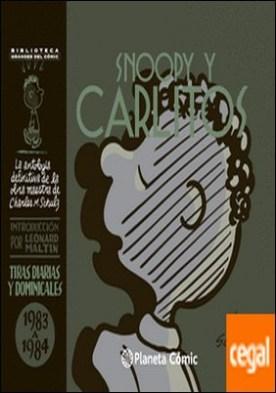 Snoopy y Carlitos 1983-1984 nº 17/25 . 1983 a 1984