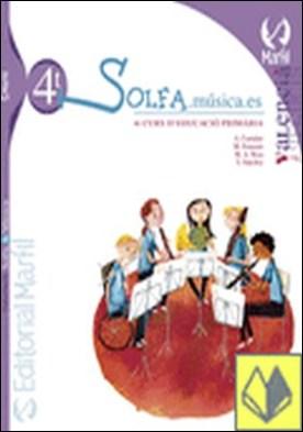 Solfa música 4º primaria