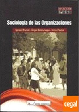Sociolog¡a de las organizaciones