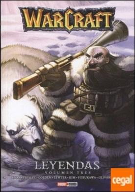 Warcraft: leyendas 03 por Golden, Christie PDF
