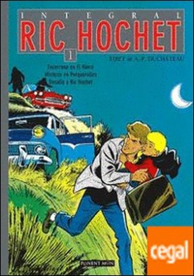 RIC HOCHET INTEGRAL 1