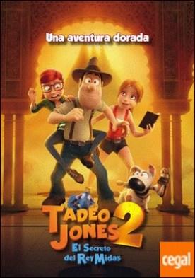 Tadeo Jones 2. Una aventura dorada