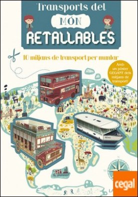 Transports del món retallables