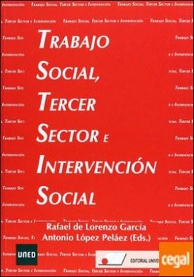 Trabajo social, tercer sector e intervenci¢n social