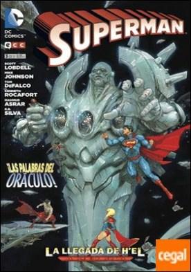 Superman: La llegada de H'el núm. 03