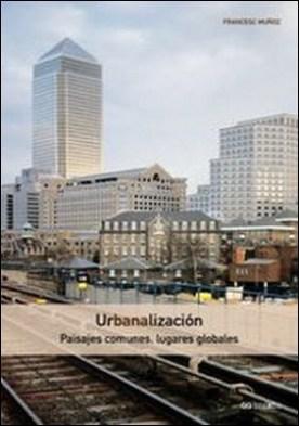 Urbanalización