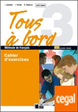 Tous A Bord 3 Cahier+cd+autoevaluation