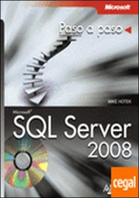SQL Server 2008 . Paso a Paso