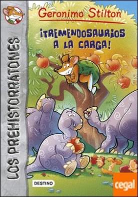 ¡Tremendosaurios a la carga! . Prehistorratones 8