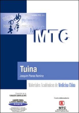 Tuina. Materiales Académicos de Medicina China