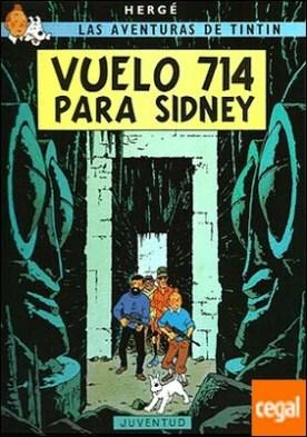 Vuelo 714 para Sidney (cartoné)