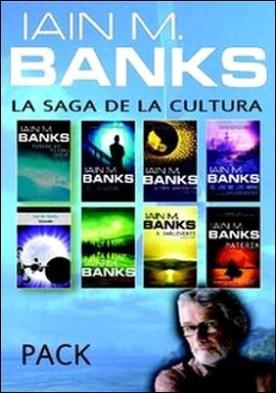 Saga La Cultura Completa por Iain M. Banks
