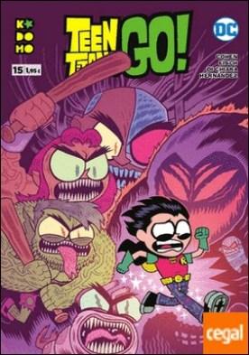 Teen Titans Go! núm. 15
