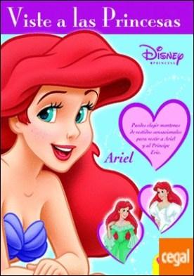 Viste a las princesas. Ariel
