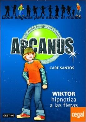 Wiktor hipnotiza a las fieras . Arcanus 2