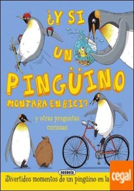 ¿Y si un pingüino montara en bici?