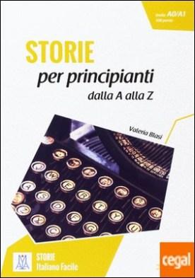 Storie pirncipianti. racconti a z+mp3