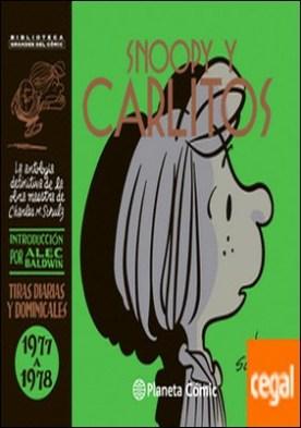 Snoopy y Carlitos 1977-1978 nº 14/25 . 1977 a 1978