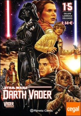 Star Wars Darth Vader nº 15/25 (Vader derribado 6 de 6)